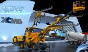 Tz2 Jumbo Double - Boom Rock Drilling machine pictures & photos