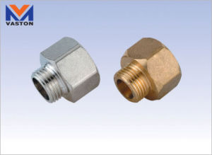 Nickel-Plated Brass Fitting (VT-6806) pictures & photos