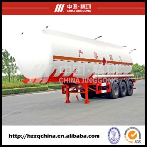 Heavy Trailer Liquid Tank Transportation Trailer (HZZ9407GHY) for Sale pictures & photos