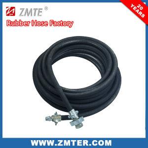 Zmte Black Color Steam Rubber Hose pictures & photos
