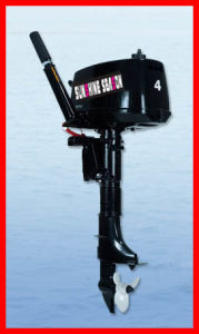4 Stroke Outboard Motor for Marine & Powerful Outboard Engine (F4BMS) pictures & photos