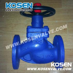 Ksb Type Bellow Sealed Globe Valves (WJ41)