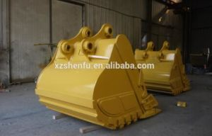 Sf Excavator Rock Bucket Fit for Caterpillar Cat 345 pictures & photos