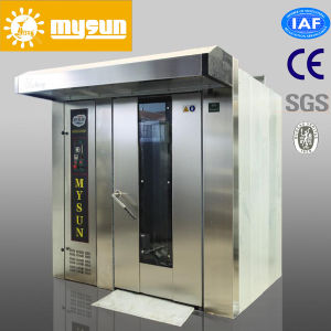 Hot Air 32 Trays 64 Trays Diesel Gas Electric S. S Rotary Convection Oven with Ce ISO9001 pictures & photos