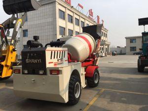 1.0cbm Mini Mobile Concrete Batching Plant Concrete Mixers Truck pictures & photos