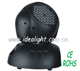 LED Stage 36PCS 1 (3) Double Arm Moving Head Wash LED Moving Head (HT-LM-3612(3632))