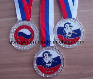 Custom Design Soprts Souvenir Metal 3D Medal pictures & photos