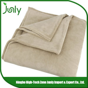 Affordable Novel Lightweight Microfiber Blanket Outlet Personalized Blankets pictures & photos