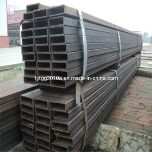 Black Hot Rolled Hollow Section Steel Pipe pictures & photos