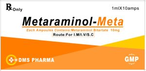 Metaraminol Bitartrate Injection pictures & photos
