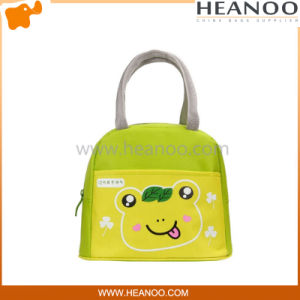 Animal Cartoon Printing Insulated Lunch Box Picnic Food Storage Bags pictures & photos