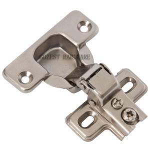 35mm Steel Face Frame Cabinet Door Hinges (H0106) pictures & photos