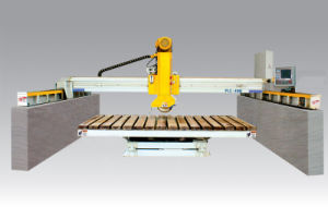 Laser Bridge Cutting Machine PLC700 pictures & photos