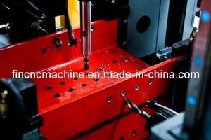 CNC Drilling Machine for H-Beam Model (SWZ1250B) pictures & photos