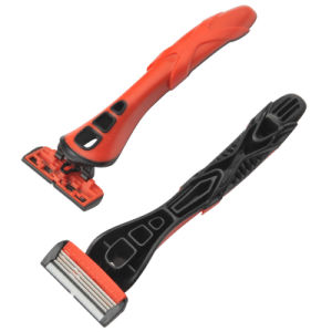 Disposable Shaving Blade Razor Compete with Match3 pictures & photos