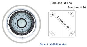 Marine Magnetic Compass - 1 pictures & photos