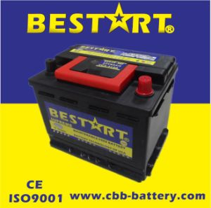 12V60ah Premium Quality Bestart Mf Vehicle Battery DIN 56030-Mf pictures & photos