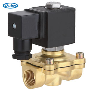 Long Time Working Zcm Solenoid Valve Gas