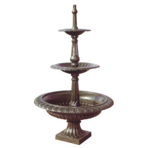 Cast Iron Garden Fountain (CAF33) pictures & photos