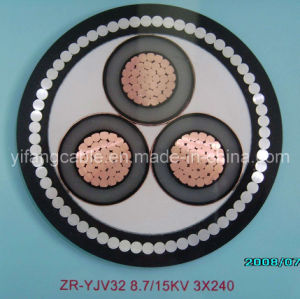 Armoured Middle Voltage Power Cable (YJV22, YJV32) pictures & photos