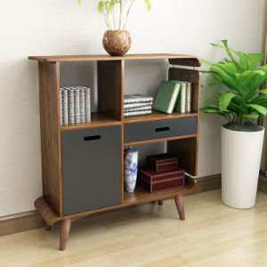 Antique Wooden Storage Cabinet in Home Office pictures & photos
