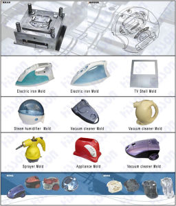 ABS Home Appliance Plastic Injection Mould pictures & photos