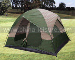 6 Persons Camping Tent with Two Rooms (Nug-T04)