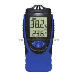 Temperature Humidity Meter With Dew Point (SR5030) pictures & photos
