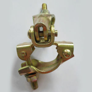 BS1139 En74 British Pressed Fittings Pressed Double Coupler for Scaffolding Scaffold pictures & photos
