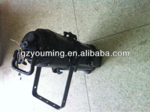 750W Profile Spot Light 10degree to 30degree Zoom Imaging Light