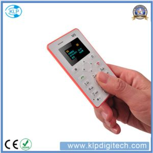 Standby Time 4 Days, Only 28g Pocket Cellphone M5, Card Cell Phone on Sale pictures & photos