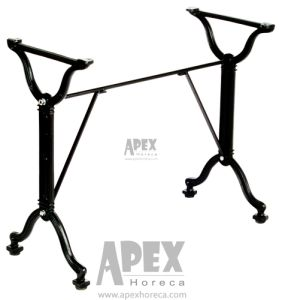Cast Iron Twin Table Base Cafe Furniture pictures & photos