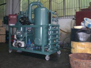 2 Stage Vacuum Transformer Oil Regeneration Machine / Oil Purification pictures & photos
