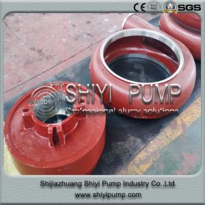 High Chrome Alloy Water Treatment Wear Reistant Mining Long Service Life Pump Parts pictures & photos