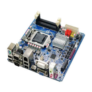 Computer Parts H61 Motherboard with 16GB DDR3, 10*COM pictures & photos