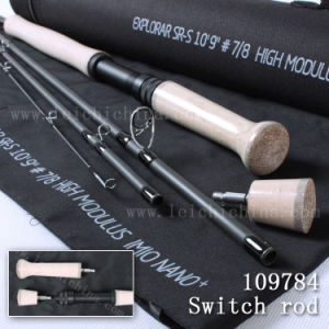Nano Carbon Fly Fishing Switch Rod pictures & photos