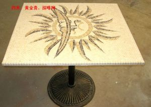 Granite Outdoor Table Garden Table