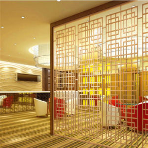 High Quality Stainless Steel Interior Decorative Curtain Wall Panel Design Made in China pictures & photos