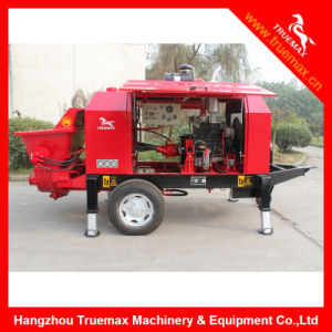 Easily Washed Hydraulic Concrete Pump (SP50.08.74D) pictures & photos