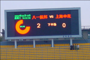Outdoor LED Display P10 From China