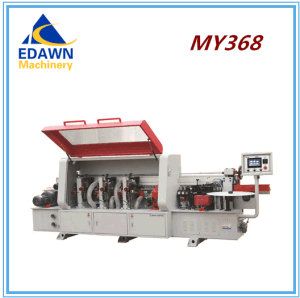 My368 Model Furniture Machine Edge Banding Machine with Rought/Fine Trimming Unit pictures & photos