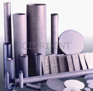 Sintered Metal Powder Porous Fluidized Plate for Fluidized Bed pictures & photos