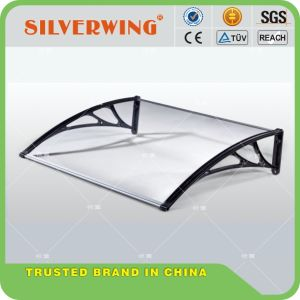 Awning Bracket Polycarbonate Sheet Door Canopy Polycarbonate pictures & photos