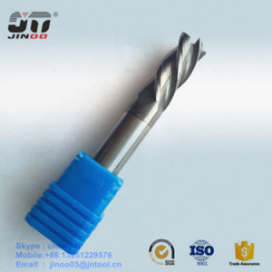 Manufacture Tungsten Carbide Square Ball Nose End Mills pictures & photos