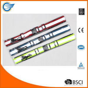 High Visibility LED Reflective Belt for Running Walking and Cycling pictures & photos