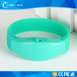 Best Selling Concert Sound Activated LED Bracelet pictures & photos