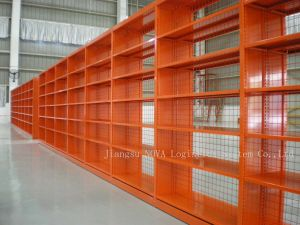 Steel Medium Duty Shelving (Library Shelves) pictures & photos