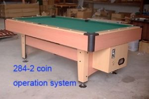 Coin Operated Pool Table (COT-004A) pictures & photos