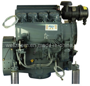 Deutz type F4L913 Air-cooled Diesel Engine