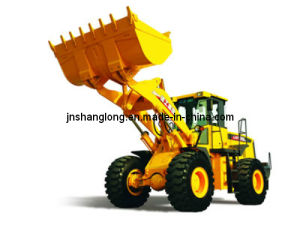 5 Ton Wheel Loader (LW500K) pictures & photos